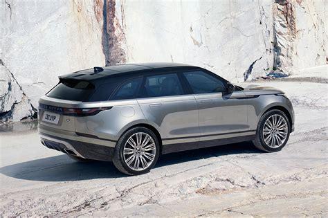 land rover velar new range rover velar revealed in pictures by car magazine