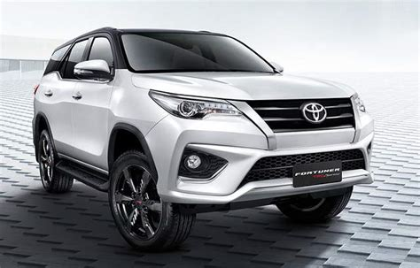 2018 toyota fortuner redesign engine 2018 best suv review