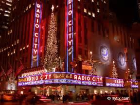 radio city at rockefeller center