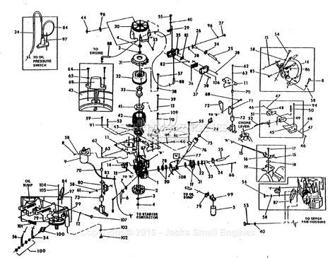 Onan Engine Wiring Diagram Sensor by Generac 00941 1 Parts Diagram For Gasoline Generator