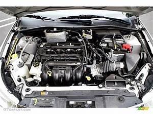 2010 Ford Focus Se Sedan 2 0 Liter Dohc 16