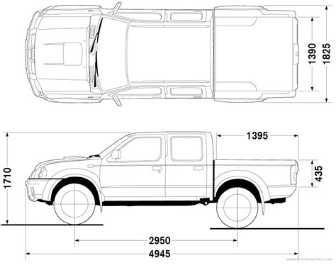 Nissan Frontier Bed Dimensions by Nissan Frontier Dimensions Autos Post