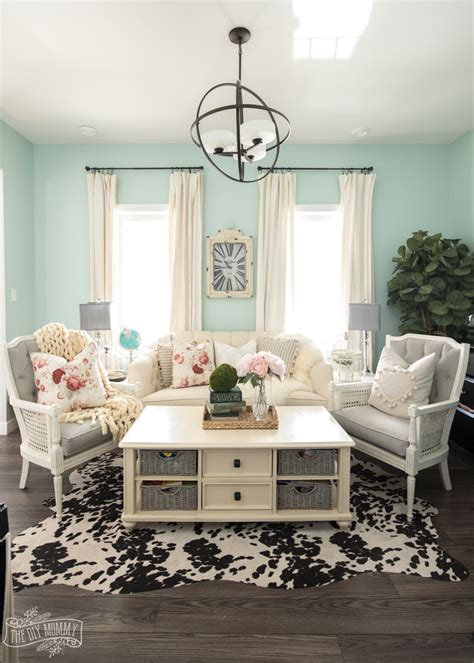 Decor Ideas For Home by 2017 Home Tour The Diy