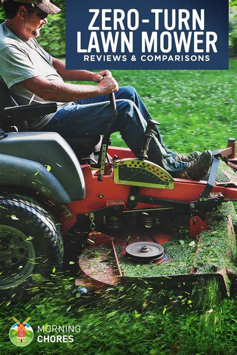 zero turn mowers lawn mower comparison guide morningchores under buying problems residential beans grass commissions links via purchased affiliate participates