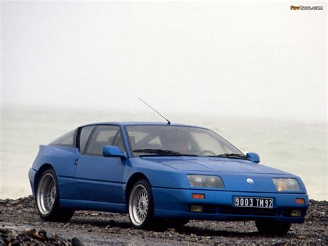 Renault Alpine Gta by Pictures Of Renault Alpine Gta V6 Turbo Le Mans 1990