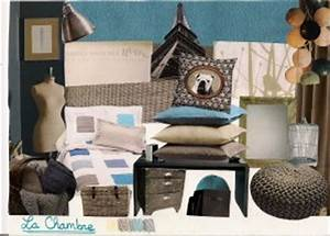 Dco Chambre Taupe Et Bleu Exemples D39amnagements