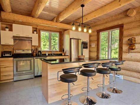 cuisine au four à bois stunning cuisine de chalet images matkin info matkin info