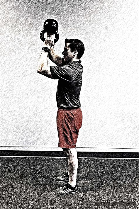 grip strength training kettlebell hold tight bottoms carry down upside position lighter handle