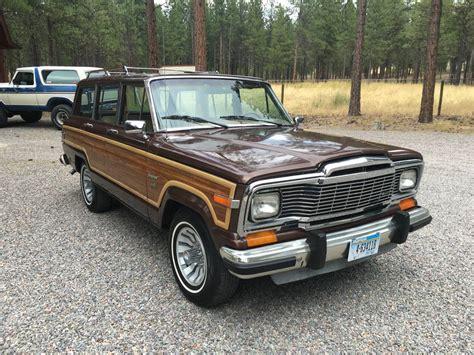 jeep wagoneer  sale sj usa classifieds