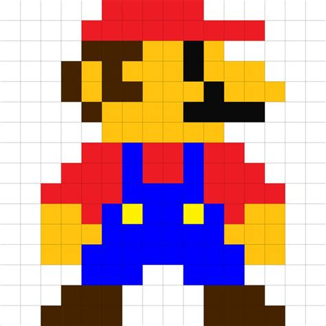 1000 Images About Mario Graph Paper On Pinterest