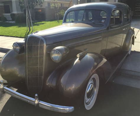 1936 Buick Special 8 Model 40 For Sale In Corona