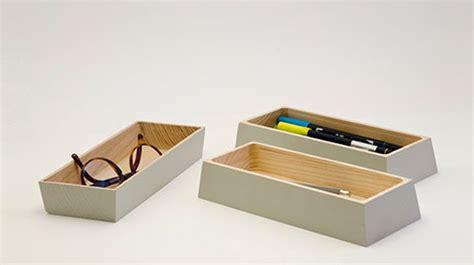 accessoires de bureau design accessoires bureau design bois