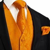 Gray PaisleyTuxedo Vest Sets Mens Vests Wedding Vests
