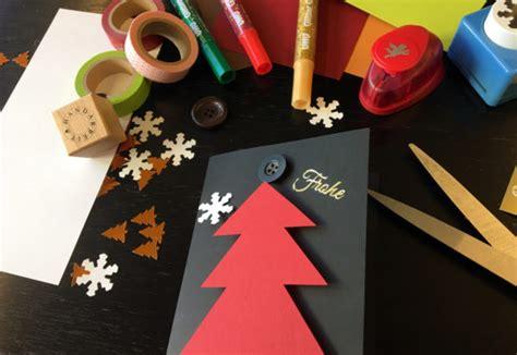 weihnachts bastel material weihnachtskarten selber basteln geschenkidee ch