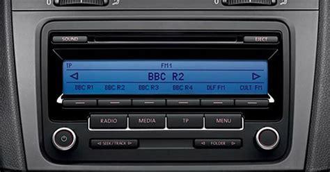 vw rcd  retrofit audio images