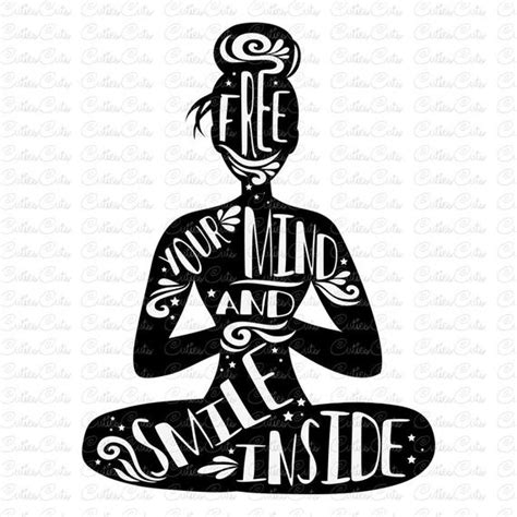 Check out our free yoga svg selection for the very best in unique or custom, handmade pieces from our papercraft shops. Yoga Pose Silhouette Svg Eps Dxf Png vector files fitness ...