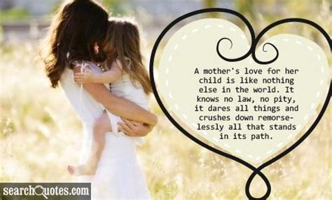 Mother Daughter Love Quotes Beauteous Love Quotes For Daughter From Mother  Mothers Love Quotes For