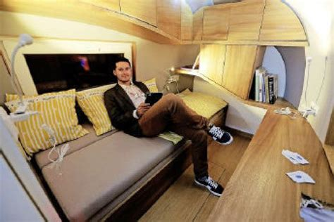 ecocapsule   home completely   energy grid toronto star