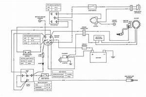 John Deere Z520a Starter Wiring Diagram