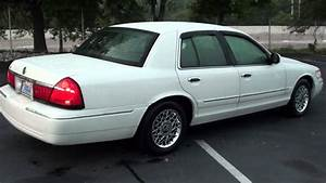 For Sale 2001 Mercury Grand Marquis Gs   Roomy   Smooth