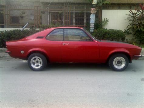 Badkuneho 1972 Opel Manta Specs, Photos, Modification Info
