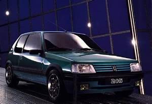 Peugeot 205 Service Manual Fsm 1988