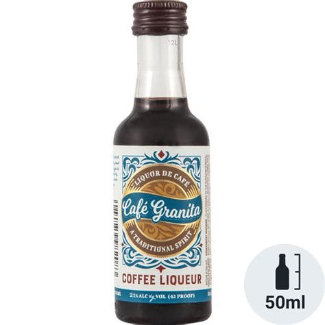 Naturally vegan, paleo and dairy free. Cafe Granita Coffee Liqueur | Total Wine & More