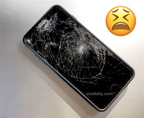 shattered iphone screen broken iphone screen here s how to repair get it fixed