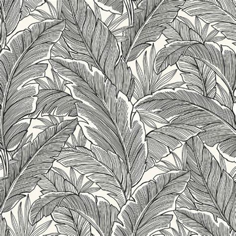 ruffled palm wallpaper  pear tree studios mica