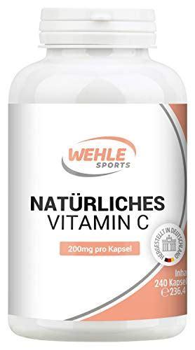 vitamin  gehalt lebensmittel test top produkt test