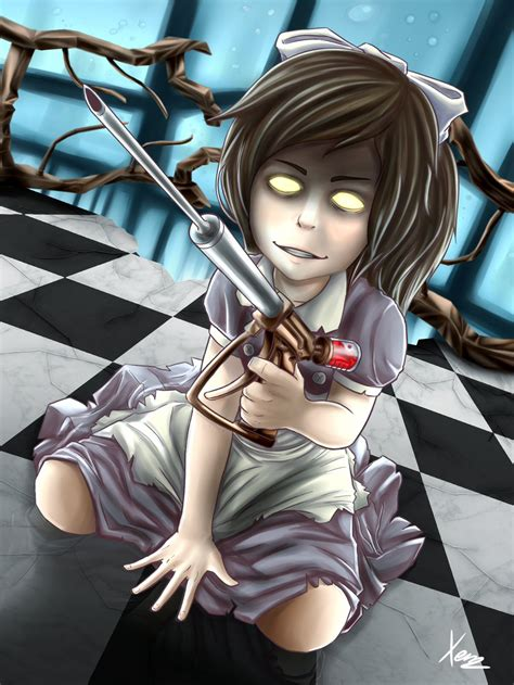 Bioshock The Collection Wallpaper Little Sister Bioshock By Xerican On Deviantart