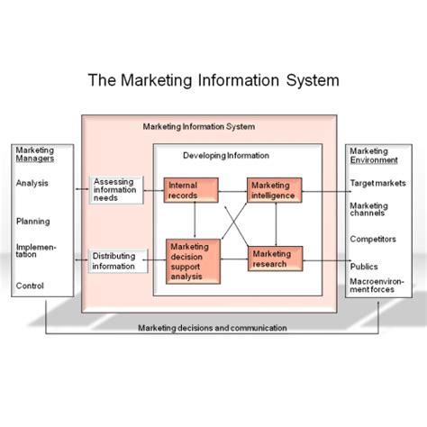 Marketing Information by The Marketing Information System