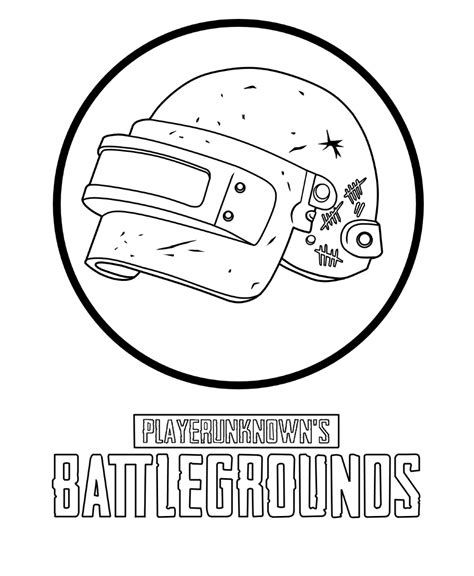 pubg coloring sheets  coloring pages