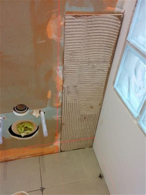 salle de bain du premier carrelage et fa 239 ence brico info le de bruno catteau