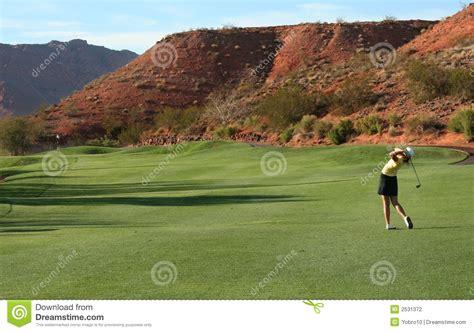 Golf Swing Photography