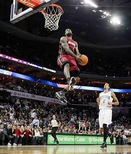 Top Dunks of Lebron James - King James of Miami