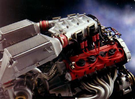 F40 Engine by Autograph F40 Engine Transkit