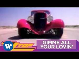 ZZ Top Gimme All Your Lovin39 OFFICIAL MUSIC VIDEO