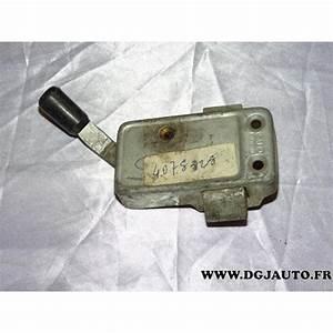 Poignée Fiat 500 : loquet serrure avec poign e capot 4075325 pour fiat 500 au meilleur prix sur dgjauto ~ Melissatoandfro.com Idées de Décoration