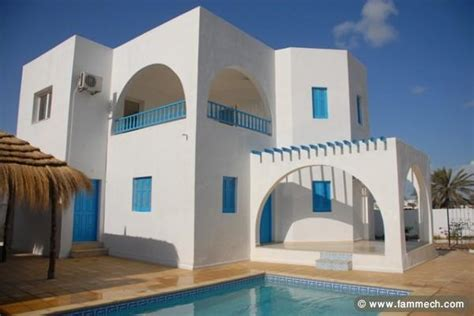 immobilier tunisie vente maison midoun maison 224 vendre