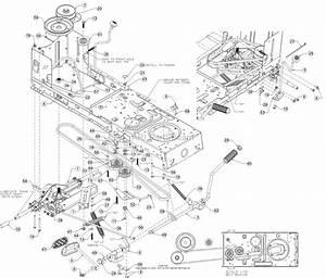 Mtd 13al78xt299  T1600   247 203754   2016  Parts Diagram