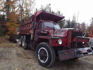 1959 Mack B81 Dump Truck