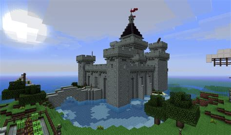 tsharas castle minecraft map