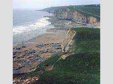 Southerndown Beach Glamorgan UK Beach Guide