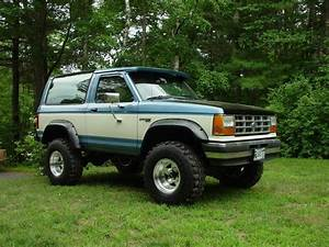 1989 Ford Bronco Ii 2 9 V6 Automatic For Sale In Cape