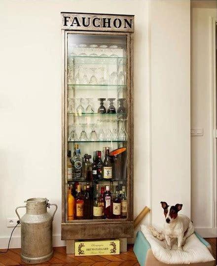 5 cool diy liquor cabinets