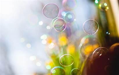 Bubbles Soap Sunshine Wallpapers Amazing Perfume Nature