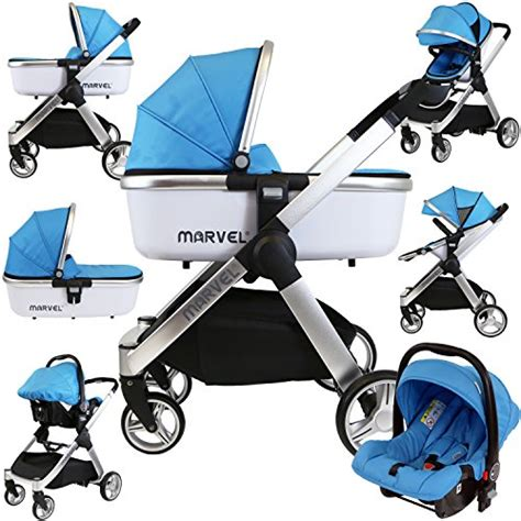 isafe marvel  travel system includes car seat