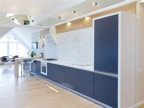 kitchen cabinets backsplash ideas 27 blue kitchen ideas pictures of decor paint cabinet