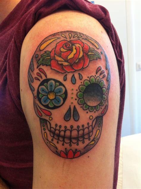 Skull candy | Tattoos | Pinterest